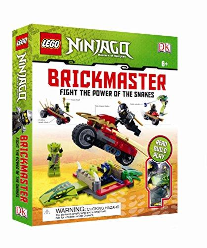 Lego. Ninjago Fight The Power Of The Snakes (Lego Brickmaster)