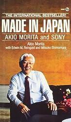 Morita Akio : Made in Japan: Akio Morita and Sony (Signet)