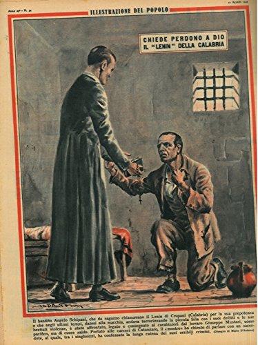 """Chiede perdono a Dio il """"Lenin"""" della Calabria."""