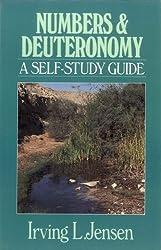 Numbers & Deuteronomy  Jensen Bible Self Study Guide (Bible Self Study Guides)