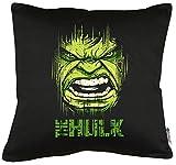 TLM Hulk Face Kissen mit Füllung 40x40cm