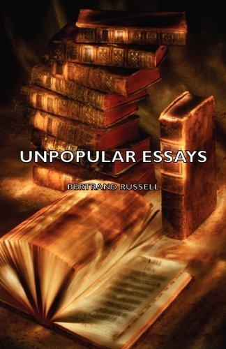 Unpopular Essays by Bertrand Russell (2007-03-15)
