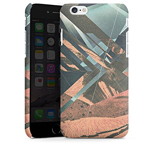 Apple iPhone X Silikon Hülle Case Schutzhülle Mars Hipster Muster Premium Case matt