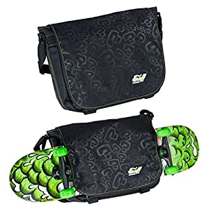 Enuff Messenger Skateboard and Laptop Bag