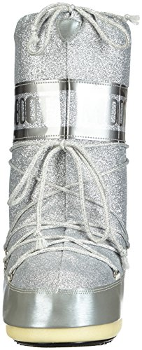 Tecnica MOON BOOT DELUX in verschiedenen Farben Silber