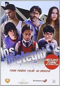 Los Protegidos - Temporada 3 [Import espagnol]
