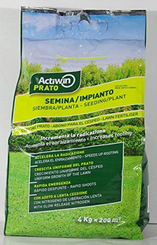 CONCIME PER PRATO VALAGRO ACTIWIN SEMINA/IMPIANTO CONF. DA 4 KG
