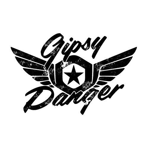 Gipsy Danger Pacific Rim Women's Vest white