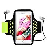Workout brassard Runner Wallet gym téléphone titulaire sport pour iPhone 5s 7plus...