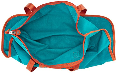 Kipling - Hip Hiphurray - Sac bandoulière - Femme Multicolore (Paradise Orange)