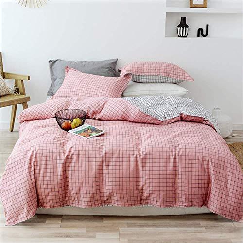 SHJIA Kinderbettbezug Set Bettbezug Erwachsene Kind und Kissenbezüge Tröster Bettwäsche Set F 220x240cm -