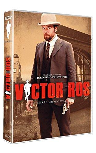 Víctor Ros - Temporadas 1 y 2 (Serie Completa) [DVD]