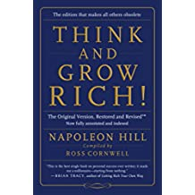 Think and Grow Rich!:The Original Version, Restored and Revised™ (English Edition)