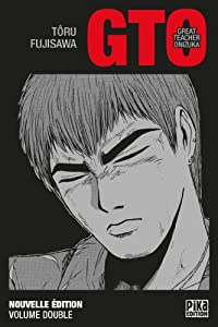 GTO : Great Teacher Onizuka Edition double Tome 9