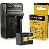 Cargador + Batería VW-VBK180 para Panasonic Camcorder HC-V10 | HC-V100 | V100M | HC-V500 | V500M | HC-V700 | V700M | HC-V707 | V707M | HDC-HS60 | HDC-HS80 | HDC-SD40 | HDC-SD60 | HDC-SD66 | HDC-SD80 | HDC-SD90 | HDC-SD99 | HDC-SDX1 | HDC-TM40 | HDC-TM55 | HDC-TM60 | HDC-TM80 | HDC-TM90 y mucho más…