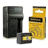 3in1 Ladegerät und Akku Batterie VW-VBK180 für Panasonic HC-V10 HC-V100 HC-V500 HC-V700 HC-V707 HDC-HS60 HDC-HS80 HDC-SD40 HDC-SD60 HDC-SD66 HDC-SD80