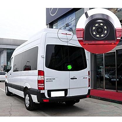 HDMEU-Auto-Rckfahrkamera-HD-Farbparksystem-mit-Nachtsicht-wasserdichtem-und-stosicherem-Park-Assistenten-fr-Sprinter-Viano-Vito-Transit-Ducato-VW-Crafter-T5