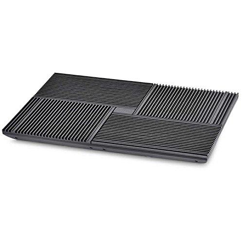 DEEPCOOL MULTI CORE X8 Laptop Cooling Pad 4 Lüfter Zwei Blickwinkel 2 USB-Anschlüsse Notebook-Kühler bis 17