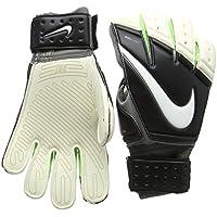 Nike GK Premier SGT - Guantes Unisex, Color Negro/Blanco, Talla 6