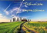 Toskanische Impressionen (Wandkalender 2015 DIN A2 quer): Traumhafte Impressionen aus der Toskana. (Monatskalender, 14 Seiten)