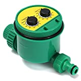 KING DO WAY Timer Irrigazione Garden Irrigazione Automatico Giardino Meccanico Tap Timer Giardino Fogger Automatico Sincronizzazione Programmatore Irrigazione Selezionare Controllo
