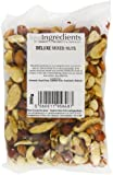 JustIngredients Essential Deluxe Mixed Nuts 350 g (Pack of 2)