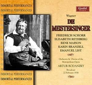 Wagner Meistersinger