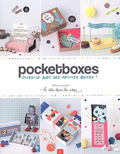 Pocketboxes : dites-le avec des petites boîtes !