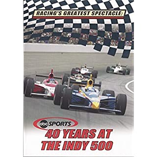 ABC Sports - 40 Years at the Indy 500 by Entertainment Software Inc.