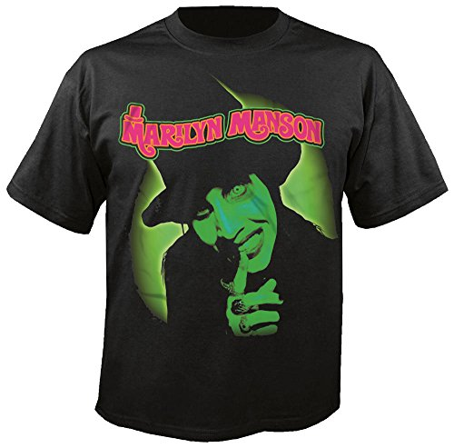 MARILYN MANSON - Smells like Children - T-Shirt Größe S