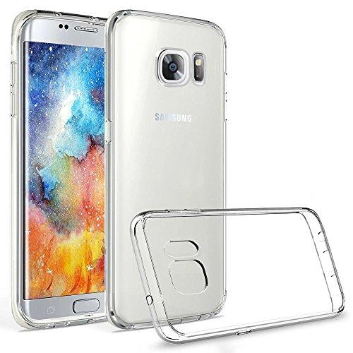 Samsung-S7-Edge-Hlle-FayTun-Galaxy-S7-Edge-Schutzhlle-Case-Silikon-Crystal-Clear-Ultra-Dnn-Durchsichtige-Backcover-Handyhlle-TPU-Case-fr-Samsung-Galaxy-S7-Edge-Transparent