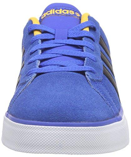 Azules Adidas Baloncesto Blau azul Hombres Amarillo Diario Negro zHtZf