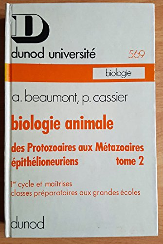 Biologie animale...