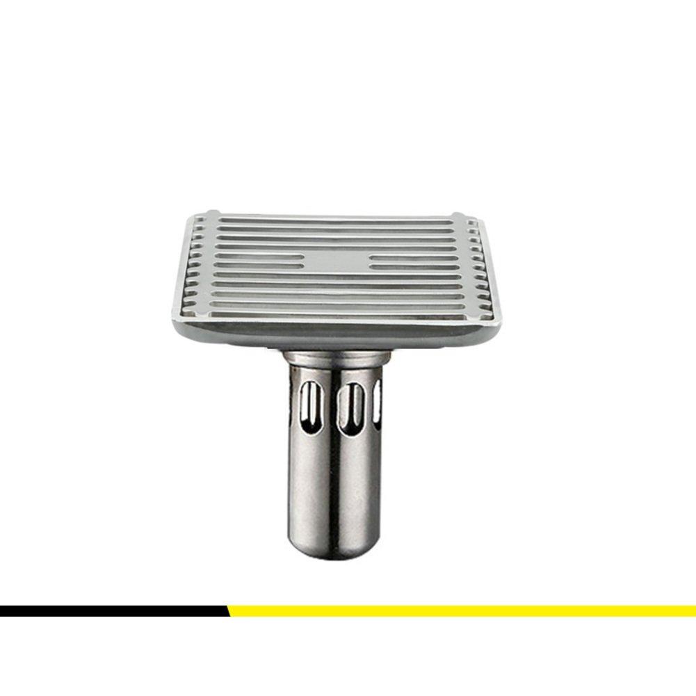 HCP pavimento dell'acciaio inossidabile di odore di scarico dei parassiti/Balcone doccia scarico a p