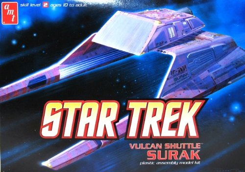 Star Trek Vulcan Shuttle Surak