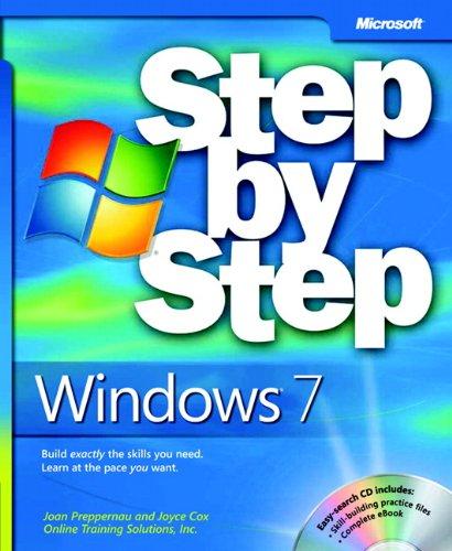 Windows® 7 Step by Step por Joan Lambert