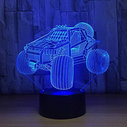nkendes Geburtstagsgeschenk-Tablet Neben Halloween Best Mood Powerdesk Decoration Lampstable Lamp Atmosphere Decorationtractor Caroptical Night Lights ()