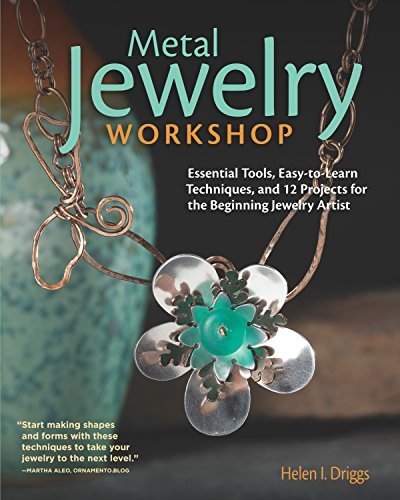op: Essential Tools, Easy-to-Learn Techniques, and 12 Projects for the Beginning Jewelry Artist ()