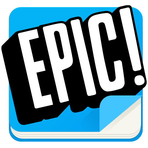 Image result for epic reading logo