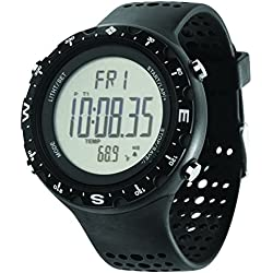 Columbia Singletrak Digital Watch - White Print
