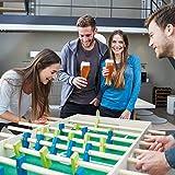 polar-effekt Leonardo Weizenbierglas 0,5l mit Gravur personalisierte Weizenglas Geschenk-Idee - Bierglas für Männer und Frauen zum Geburtstag - Motiv Ornament - 3