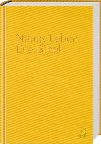 Neues Leben. Die Bibel. Taschenausgabe, ital. Kunstleder primavera-gelb