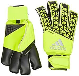 adidas Zones Fingersave Allaround Gants gardien de but Solar Yellow/Semi Solar Yellow/Black Taille 9