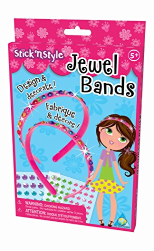 Orb Factory 620054 - Stick'n Style Jewel Bands
