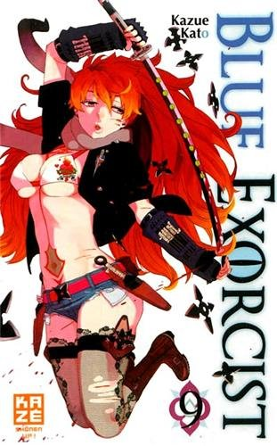 Blue Exorcist Edition simple Tome 9