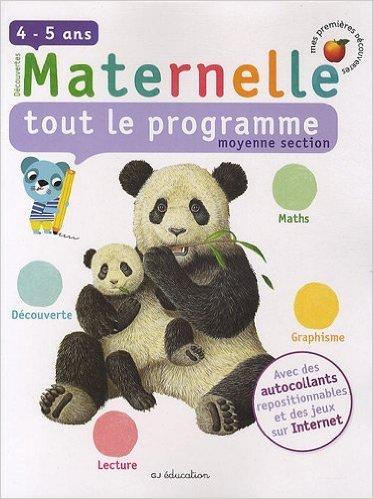 Tout le programme, moyenne section de Marion Billet (Illustrations),Mélusine Allirol (Illustrations) ( 5 janvier 2010 )
