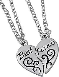 Freundschaftsketten best friends  Suchergebnis auf Amazon.de für: freundschaftskette herz best ...