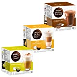 Nescafé Dolce Gusto Cream Collection, 3 Varieties, 48...