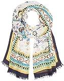 Brax Damen Schal Janine, (White 99), One Size