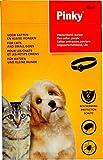 Pinky Flohhalsband Hund/Katze bis 35cm Ungezieferhalsband